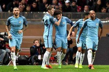 Manchester City - AS Monaco (3-5)