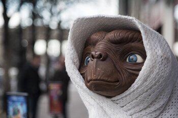 Zondag: 'E.T.'