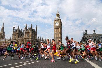 Onwaarschijnlijke olympische verhalen: dankzij het Britse koningshuis is een marathon 42,195 kilometer lang