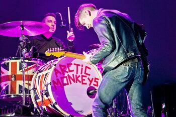Arctic Monkeys: de juiste band op de juiste plek en op het juiste moment!