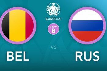 Zaterdag: België - Rusland