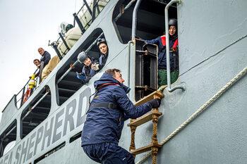 L'aventure Sea Shepherd