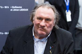Gérard Depardieu (Ukraine)