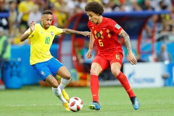 1. Axel Witsel