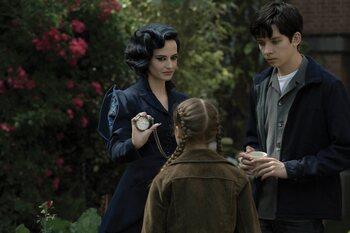 Jeudi: Miss Peregrine et les enfants particuliers (RTL TVI)