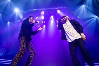 Breekbare piano tot Brusselse rap