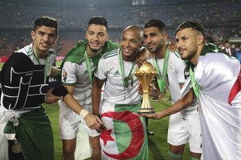 Winnaar Africa Cup 2019
