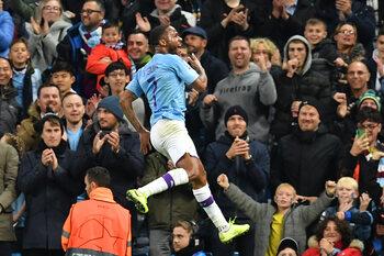 22 oktober 2019: Manchester City - Atalanta