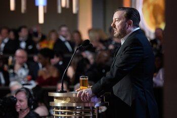 Zijn Golden Globes-speech (2020)