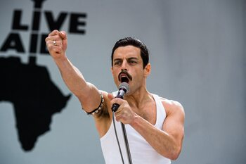 Rami Malek dans la peau de Freddie Mercury