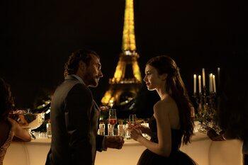 Ideale mix 'Sex and the City' en 'Amélie Poulain'