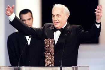 Michel Serrault, la seule icône du cinéma aux trois César de meilleur acteur