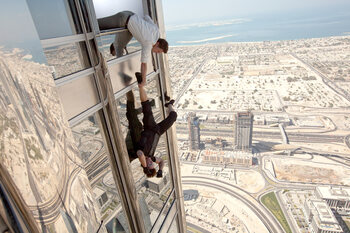 'Mission: Impossible - Ghost Protocol'