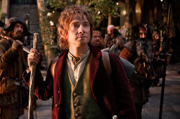 Vrijdag: The Hobbit: An Unexpected Journey