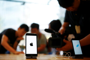 Moordenaars gebruiken geen iPhones