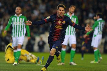 Messi dépasse Pelé et Muller