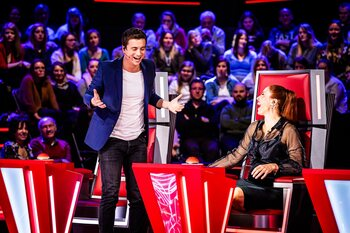 Laatste kans op plek in Knock-outs in 'The Voice van Vlaanderen'