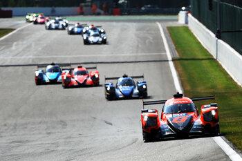Spa accueille la Michelin Le Mans Cup