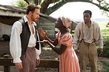 Patsey dans « 12 years a slave »