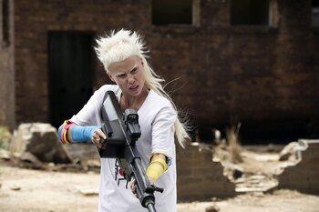 Waarom Die Antwoord mocht opdraven in sci-fi film 'Chappie'