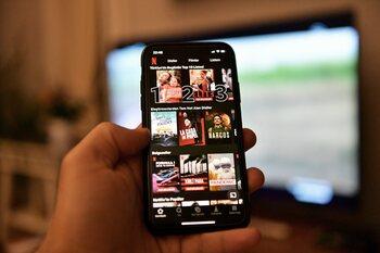 5) De Netflix-catalogus is gigantisch