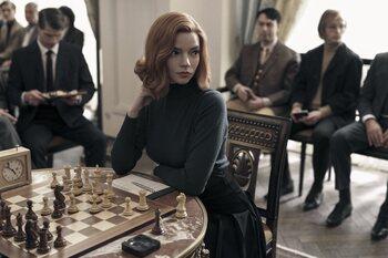 Les échecs ? Très peu pour elle