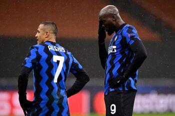 Inter Milaan eruit na groepsfase