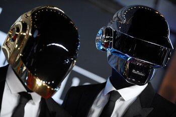 De 'Da Funk' à 'Get Lucky', les cinq grands tubes de la carrière des Daft Punk