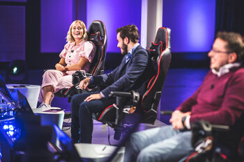 Be entertaining is de boodschap in aflevering 2 van 'Be The Next Caster'