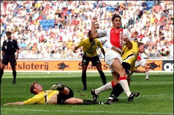 Mooiste Ajax-doelpunt ooit