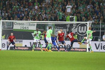 One day, one goal: magistrale volley Kevin De Bruyne is voorbode voor topseizoen VFL Wolfsburg