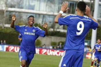 Chelsea – Shakhtar Donetsk (13 april 2015)