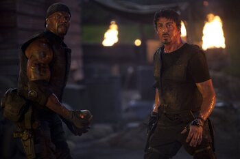 Zondag: The Expendables
