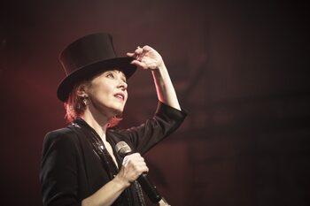 AB Canapé: de zoetgevooisde stem van singer-songwriter Suzanne Vega