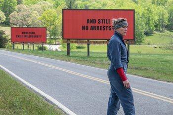 'Three Billboards Outside Ebbing, Missouri' op VTM4: het geheim achter Frances McDormand