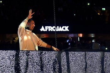 Afrojack (Tomorrowland 2019)