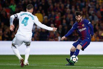 Sergio Ramos contre Lionel Messi: le Clásico des Clásicos