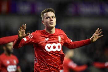 Zinho Vanheusden naar Standard (12,6 miljoen euro)