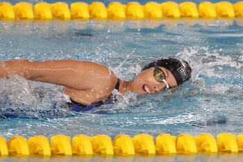 In de voetsporen van Michael Phelps