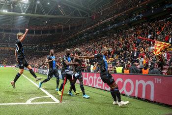 Galatasaray - Club Brugge (26 november 2019)