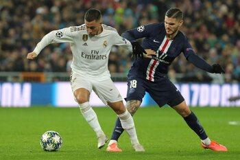 Real Madrid - PSG (26 novembre 2019)