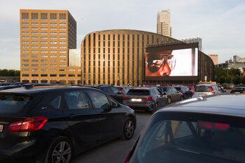 Zomer 2020: revival van de drive-in cinema