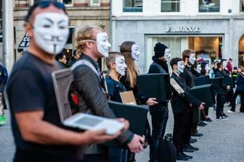 Anonimiteit en verbondenheid