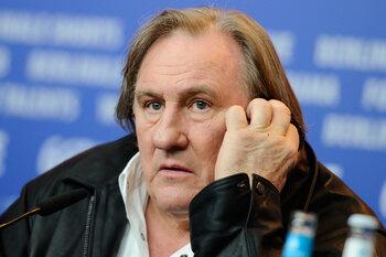 Lundi: Depardieu, l'homme sans limites (La Une)