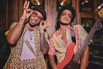 Bruno Mars - Leave The Door Open
