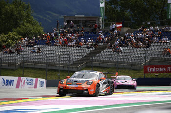 La Porsche Supercup avant la F1