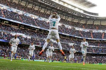 "Les célébrations mythiques: le ""Siii"" de Cristiano Ronaldo"
