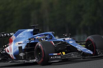 Monza, acte 2 des Qualifications Sprint en F1