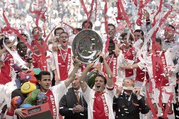 L'Ajax champion