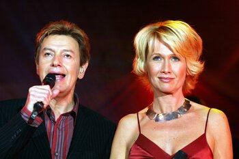 Willy Sommers en Anne De Baetzelier